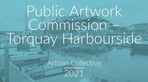 Public Artwork Commission – Torquay Harbourside
