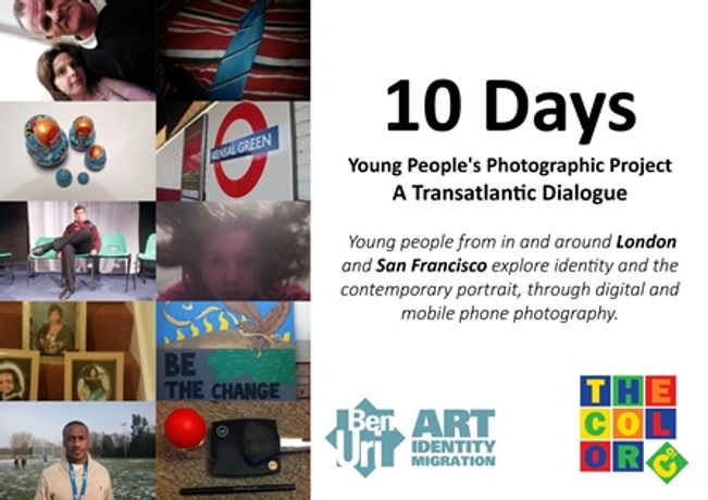 10 Days - Young People's Photographic Project: A Transatlantic Dialogue: Image 0