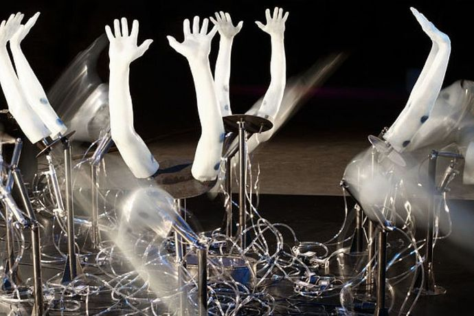 #13: Cybernetic Choreographies: Image 1