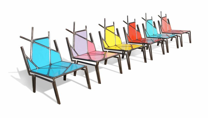 Ousmane Mbaye, GRAPHIK chairs