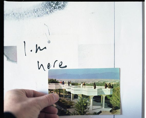 I'm here, 2019, Adam Gillam, C-type on aluminium, 31 x 37cm, Edition of 5