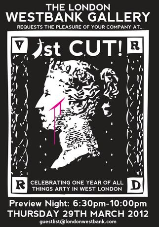 1st Cut Anniversary Group Show: Image 0
