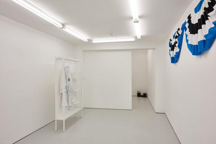 Installation view, '2001-2006'. GAO, London, 2019