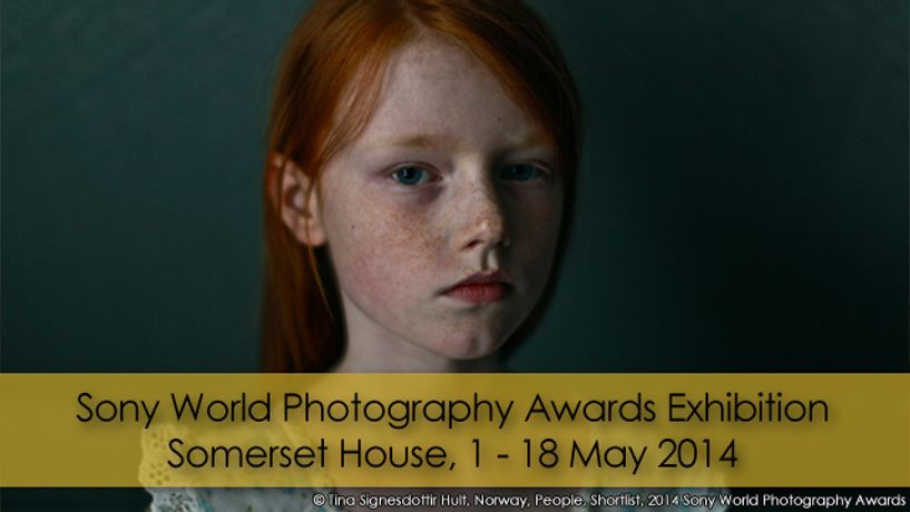 2014 Sony World Photography Awards Exhibition: Image 0