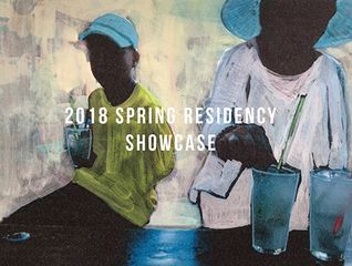 Spring residency showcase.