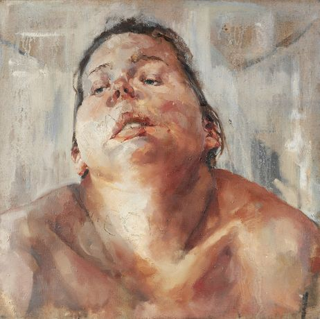 Jenny Saville, 'Self-Portrait', c. 1991