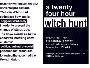 24 Hour Witch Hunt