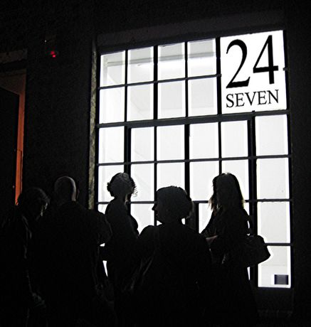 24 SEVEN / OCT-DEC / CURATED BY NEIL DRABBLE: Image 0