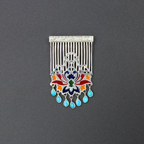 25 centuries of Persian Architecture and Persian Motifs in Jewellery: Image 4