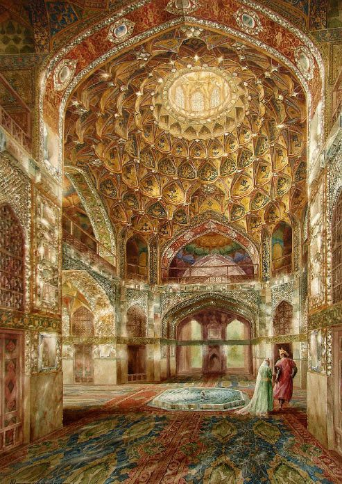 An introduction to persian art and architecture