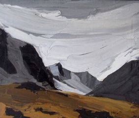 Kyffin Williams - Snowdonia