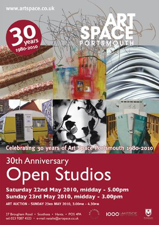 30th Anniversary Open Studios Weekend: Image 0