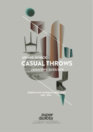 Casual Throws - Ariane Schick