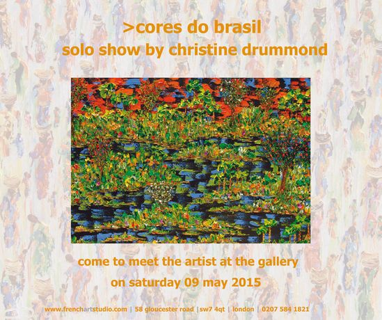 'cores do brasil' by christine drummond: Image 0