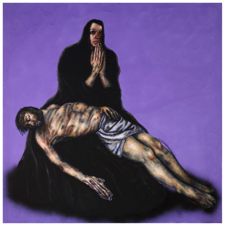 'Pieta' by Chris Gollon