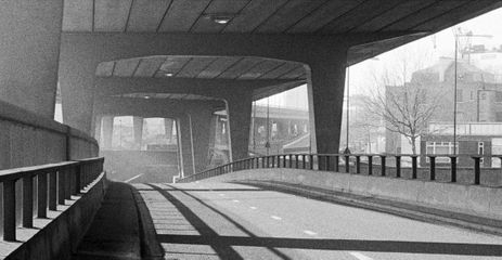 Amelia Lancaster, Westway (1999), Giclée Print (Archival Ink) on Hahnemühle German Etching Paper, Edition of 50, 27cm x 42cm