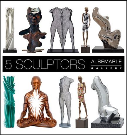 5 Sculptors: Image 0