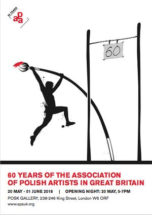 60 Years of APA - the Association of Polish Artists in Great Britain