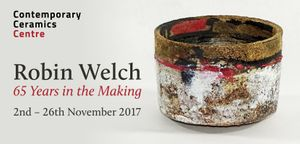 '65 Years In The Making' - new work by Robin Welch