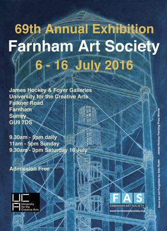 69th Annual Farnham Art Society Exhibition: Image 0