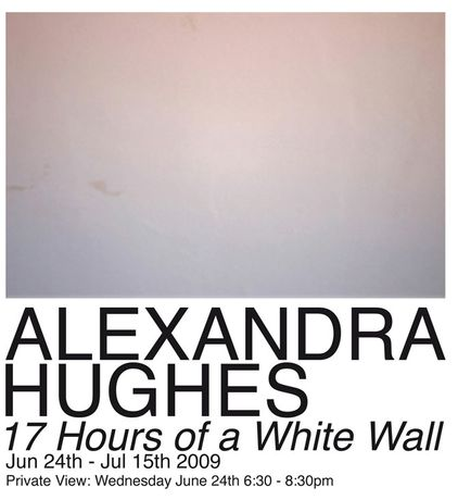 7.9m3: 17 Hours of a White Wall: Image 0