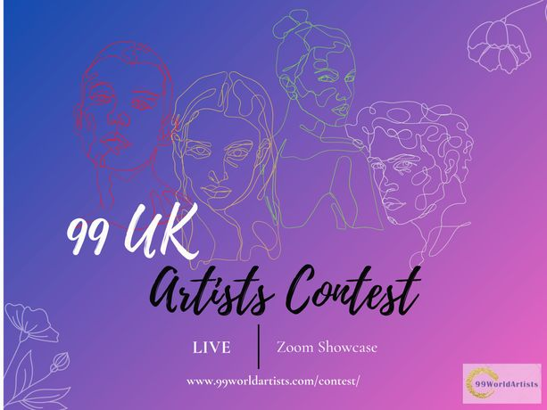 99 UK Art Contest - Finals: Image 1
