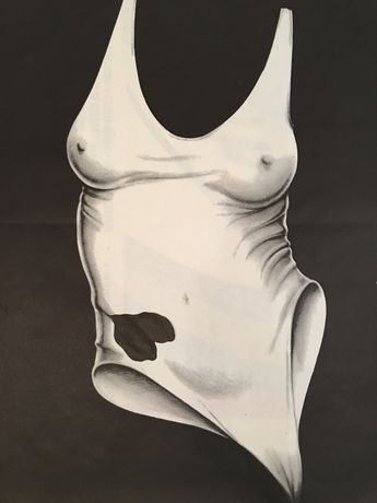 Leotard, 2018. Courtesy the artist and Galerie Guido W. Baudach
