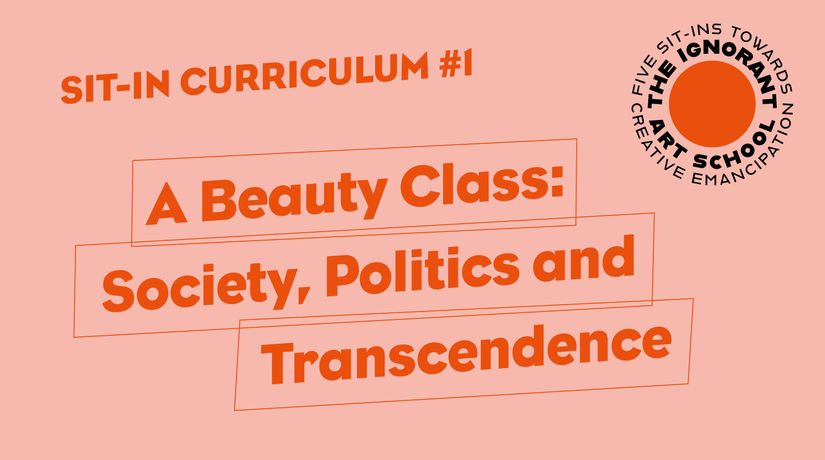 A Beauty Class: Society, Politics and Transcendence: Image 0