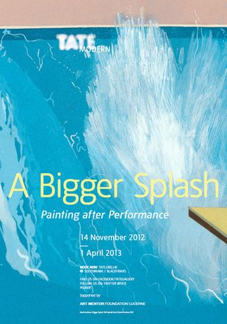 A Bigger Splash: Painting After Performance: Image 0
