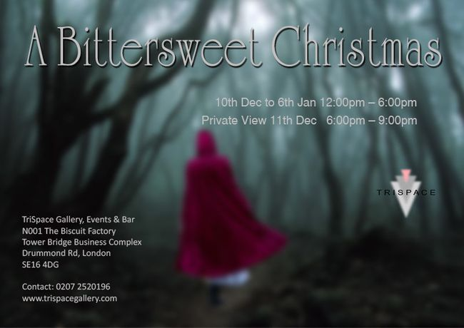 A Bittersweet Christmas Exhibition: Image 0
