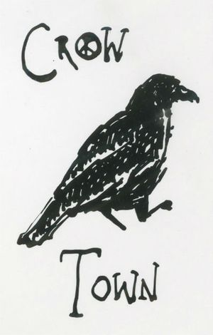 A Book Launch - Crow Town by Drew Forrest Hoad
