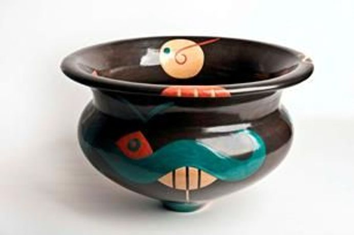 Fiona Salazar, large Bowl