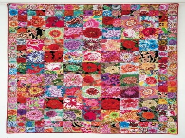 A Celebration of Flowers by Kaffe Fassett with Candace Bahouth: Image 0