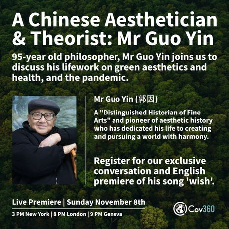 A Chinese Aesthetician and Theorist