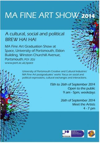 A cultural, social and political BREW HA! HA!: Image 0