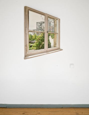 Perspective object (Window),archival print on fine art paper, 66X101X6 cm, 2017