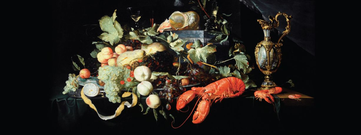 Painting of the Lobster