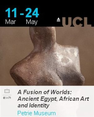 A Fusion of Worlds: Ancient Egypt, African Art and Identity in Modernist Britain Exhibition