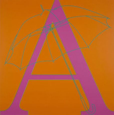 A IS FOR UMBRELLA: Image 0