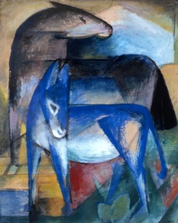 A Journey Out of Darkness: Leicester's Collection of German Expressionist Art: Image 0