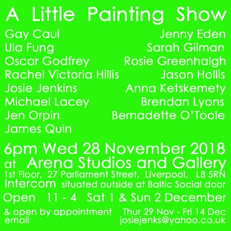 A Little painting Show