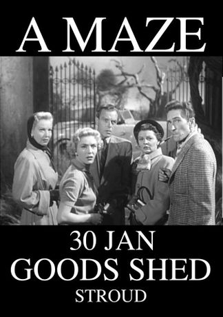 A Maze at The Goods Shed: Image 0