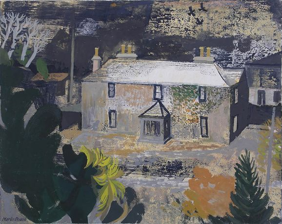 Farmhouse at Carrigillihy. Charles Shearer