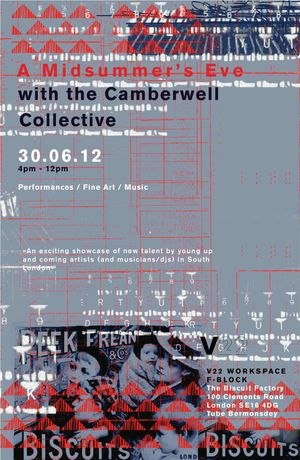 A Midsummer's Eve with the Camberwell Collective: Image 0