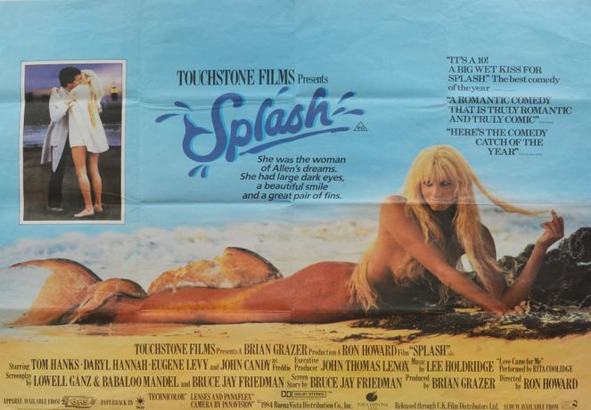 Splash - Original Film Poster