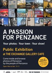 A Passion For Penzance at The Exchange