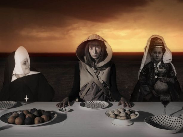 A Post Apocalyptic Palestinian Supper Club: Image 0