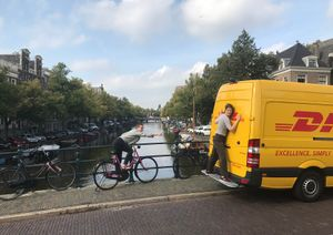 A Postcard from Amsterdam