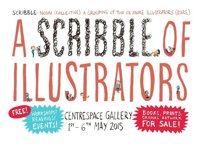 A Scribble of  Illustrators: Image 0