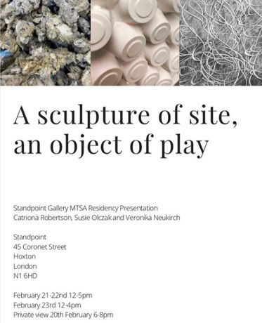 A sculpture of site, an object of play: Image 0